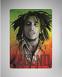 Legend Bob Marley Fleece Blanket