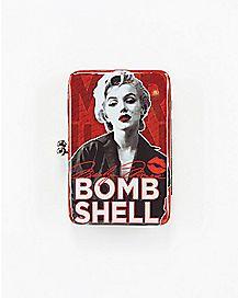 Bombshell Kiss Marilyn Monroe Wallet
