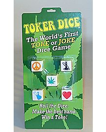 Toker Dice Game