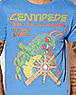 Championships 1981 Centipede Video Game T shirt