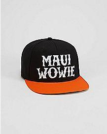 Maui Wowie Snapback Hat