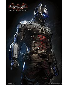 Armor Arkham Knight Poster
