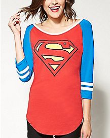 Girls Superhero Tees