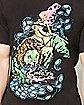 Sourpuss Blacklight T shirt