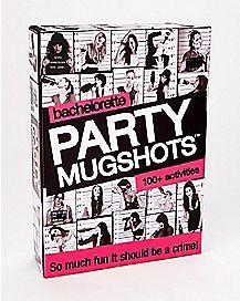 Bachelorette Party Mug Shots Game
