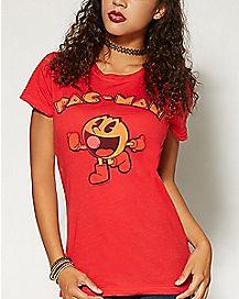 Pellet Pacman Crew T shirt