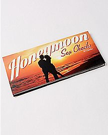 Honeymoon Sex Checks