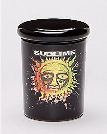 6 oz Sublime Sun Foil Storage Jar