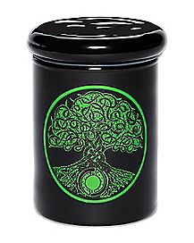 Tree of Life Storage Jar - 3 oz
