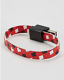 Harley Quinn iPhone Power Cord