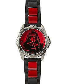 Kylo Ren Star Wars Watch