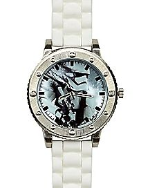 Star Wars Force Awakens Stormtrooper Watch