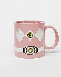 Power Rangers Mug 22 oz