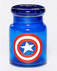 Captain America Storage Jar - 6 oz