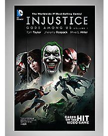 Injustice Volume 1 Comic