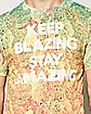 Keep Blazing Stay Amazing T shirt