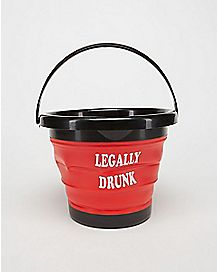 Legally Drunk Barf Bucket
