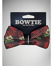Zombie Virus Bowtie