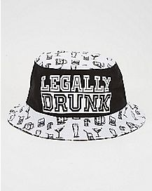 Legally Drunk Bucket Hat