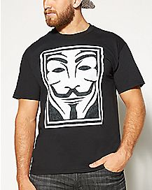 V for Vendetta T shirt