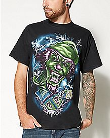 ICP Ha Ha Ha Black T shirt