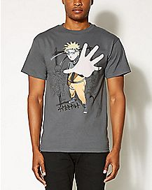 Naruto Hand T shirt