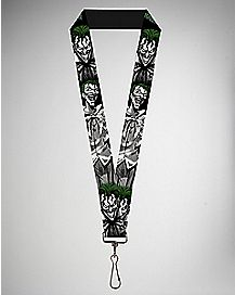 The Joker Lanyard