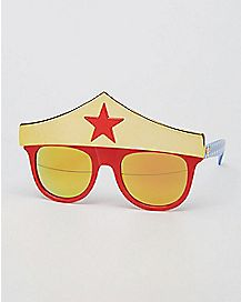 Wonder Woman Sun Stache - DC Super Hero Girls