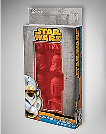 Helmets Star Wars Ice Cube Tray