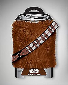 Furry Chewbacca Star Wars Can Cooler