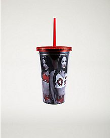 Diva Twins WWE Cup With Straw - 16 oz.