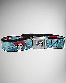 Ariel Disney Seatbelt Belt