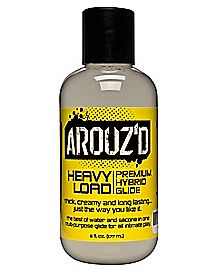 Arouz'd Heavy Load Hybrid Lube - 6 oz.
