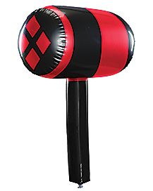 Harley Quinn Mallet Inflatable
