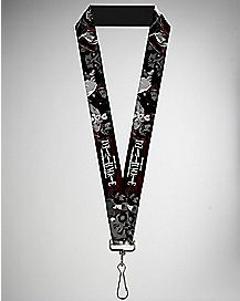 Death Note Lanyard