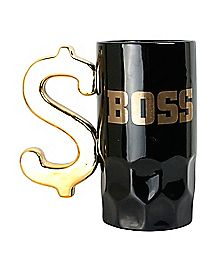 Boss Dollar Sign Mug - 50 oz
