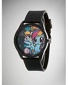 Rainbow Dash My Little Pony Analog Watch