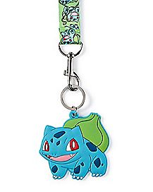 Bulbasaur Pokemon Lanyard