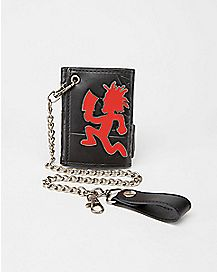 Insane Clown Posse Chain Wallet