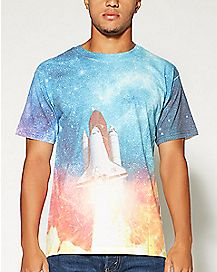 Take Off Sublimation T shirt