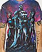 Sublimated Justice League T shirt - DC Comics