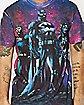 Sublimated Justice League T shirt