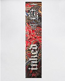 Off the Wall Inked Incense Sticks - Dragons Blood
