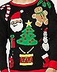 Light Up Everything Ugly Christmas Sweater