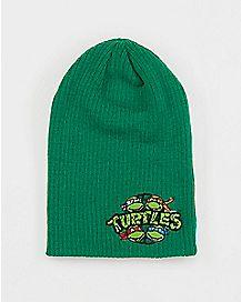 Teenage Mutant Ninja Turtles Slouchy Beanie Hat