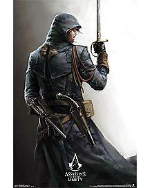 Sword Assassins Creed Poster