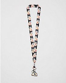 Hero Droid Star Wars The Force Awakens Lanyard