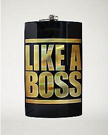Like A Boss Flask 64 oz