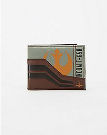 Rebellion Star Wars Bifold Wallet