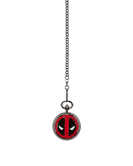 Deadpool Pocket Watch Marvel Comics Spencer S